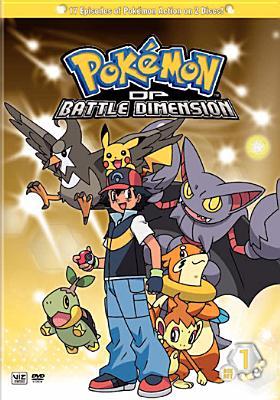 Pokemon DP Battle Dimension: Collection 1