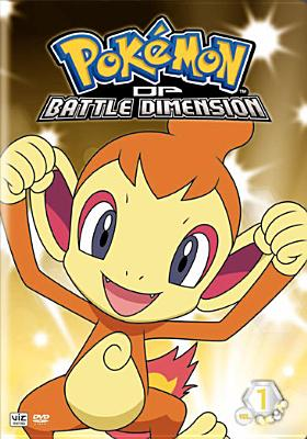 Pokemon DP Battle Dimension: Volume 1