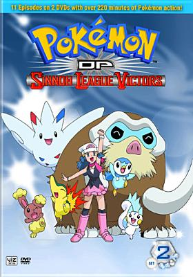 Pokemon DP-Sinnoh League Victors Set 2 0782009242253