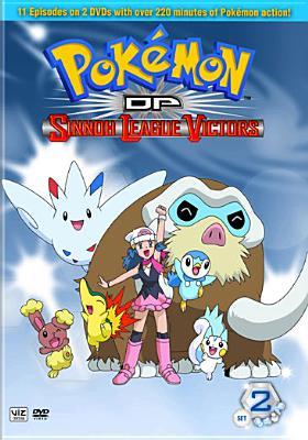 Pokemon DP-Sinnoh League Victors Set 2