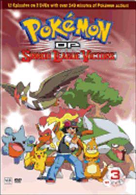Pokemon DP: Sihhoh League Victors Set 3
