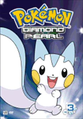 Pokemon Diamond & Pearl: Volume 3