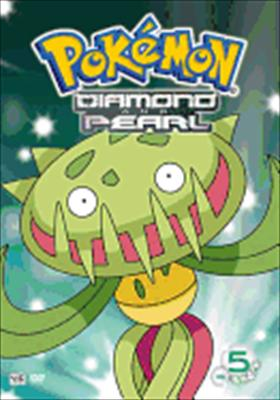 Pokemon Diamond & Pearl: Volume 5