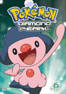 Pokemon Diamond & Pearl: Volume 6