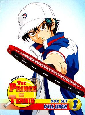 Prince of Tennis Box Set