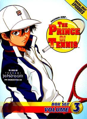 Prince of Tennis Box Set V03