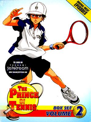 Prince of Tennis Box Set Volume 2