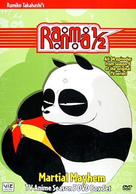 Ranma 1/2 Season 5: Martial Mayhem 2008 Edition