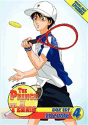 The Prince of Tennis Box Set Volume 4