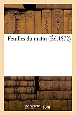 Feuilles du matin (French Edition)