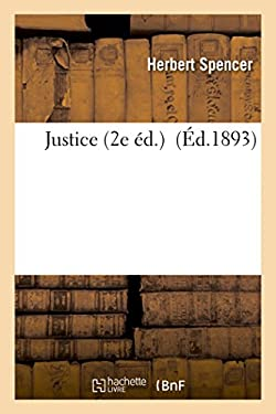 Justice 2e Ed. (Sciences Sociales) (French Edition)