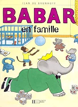 Babar En Famille 9782010025167