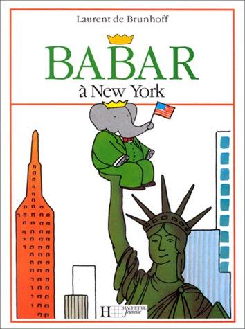 Babar a New York 9782010025525