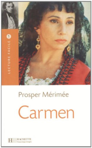 Carmen (Merimee) Lecture Facile A1/A2 (500-900 Words) 9782011552358