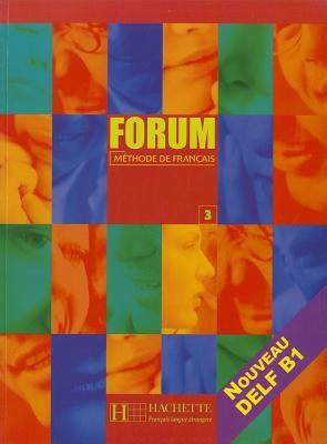 Forum Level 3 Textbook 9782011554482
