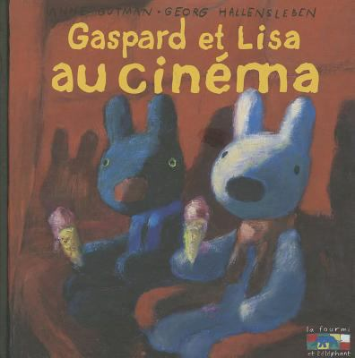 Gaspard Et Lisa Au Cinema -Album N25 9782012260184