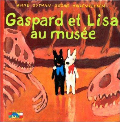 Gaspard Et Lisa Au Musee 9782012241329