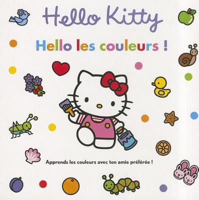 Hello Les Couleurs ! 9782012257054