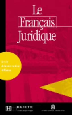 Le Francais Juridique Activity Book 9782011552006