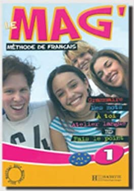 Le Mag Level 1 Textbook 9782011554093