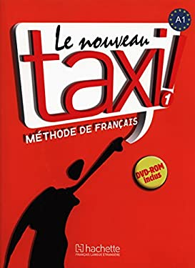Le Nouveau Taxi Level 1 Textbook with DVD 9782011555489