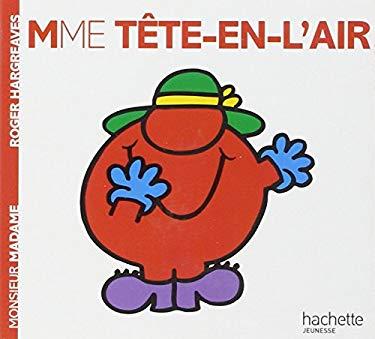 Madame Tete-En-L'Air 9782012248687