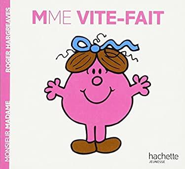 Madame Vite-Fait 9782012248267