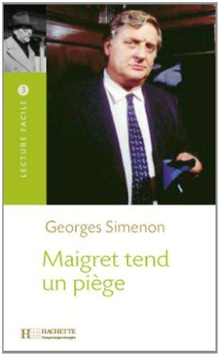 Maigret Tend un Piege 9782011552402