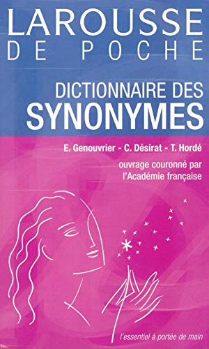 Dictionnaire Des Synonymes 9782035321794