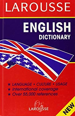 English Dictionary: Monolingue (Lengua Inglesa) (Spanish Edition) - A.A.V.V. and LAROUSSE