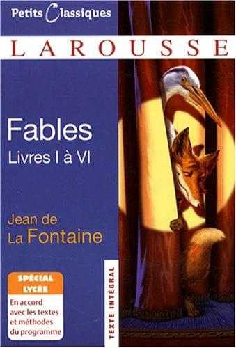 Fables: Livres I A VI