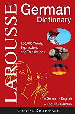 Larousse Concise German Dictionary: German English/English-German 9782035410528