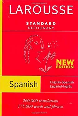 Larousse Diccionario Standard: Ingles-Espanol/Espanol-Ingles 9782035402370