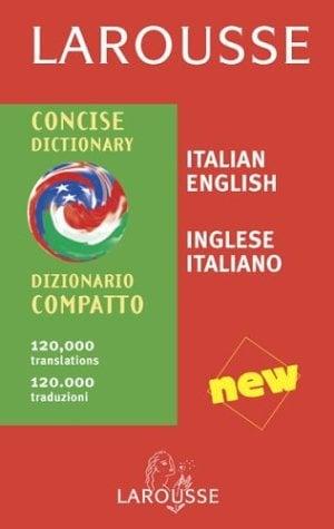 Larousse Dizionario Compatto/Larousse Concise Dictionary 9782035420541