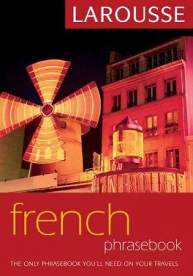 Larousse French Phrasebook 9782035421500