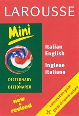 Larousse Mini Dizionario: Italiano-Inglese/Inglese-Italiano 9782035420374