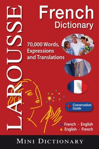 Larousse Mini French-English/English-French Dictionary 9782034209130