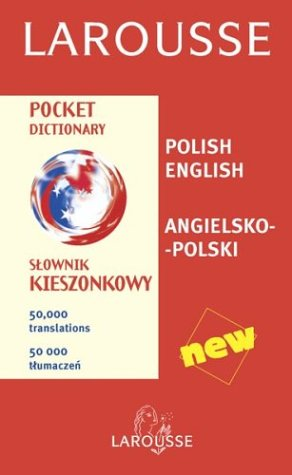 Larousse Pocket Dictionary: Polish-English/English-Polish 9782035420350