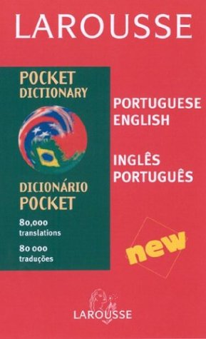 Larousse Pocket Dictionary: Portuguese-English/English-Portuguese 9782035420404