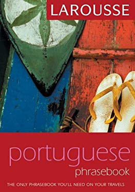 Larousse Portuguese Phrasebook 9782035421548
