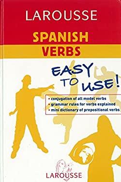 Larousse Spanish Verbs 9782035421425