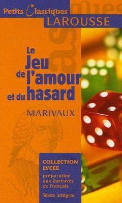 Le Jeu de L'Amour Et Du Hasard 9782035832115