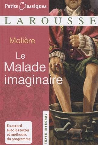 Le Malade Imaginaire 9782035834201