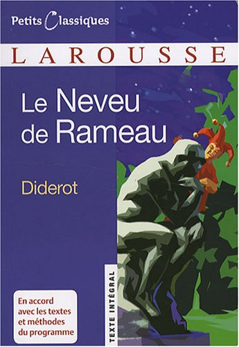 Le Neveu de Rameau 9782035840325