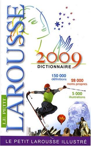 Le Petit Larousse Illustre Dictionnaire 9782035840707