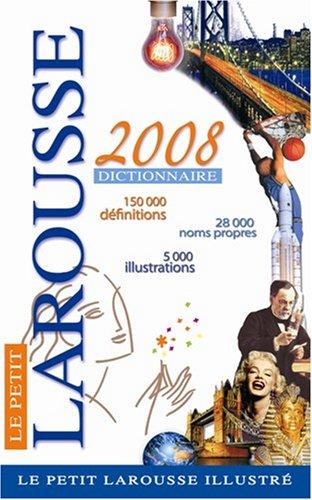 Le Petit Larousse Illustre 9782035825025