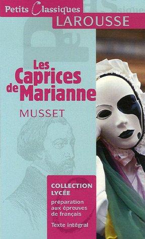 Les Caprices de Marianne 9782035832177