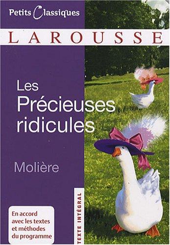 Les Precieuses Ridicules 9782035839077
