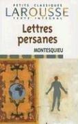 Lettres Persanes 9782035881489