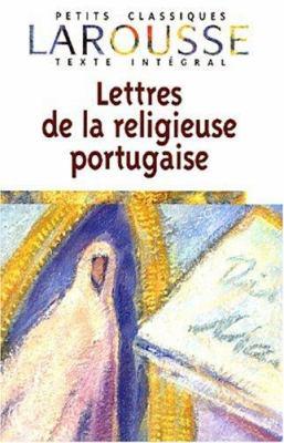 Lettres de La Religieuse Portugaise 9782035881953
